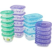 Glad 40-Piece Food Storage Container Set