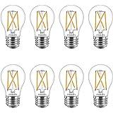 Philips LED Flicker-Free A15 Light Bulb, EyeComfort Technology, Dimmable Warm Glow Effect, 350 Lumen, 2700-2200K, 3.8W=40W, E