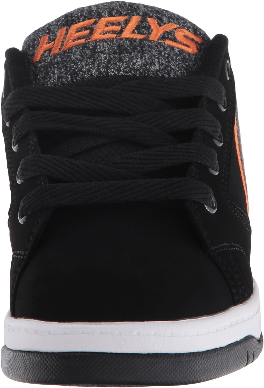 Heelys Propel 2.0 Men's Sneaker Black/Grey/Orange