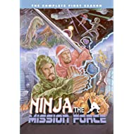 Ninja the Mission Force: Season 1