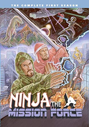 Amazon.com: Ninja the Mission Force: The Complete First ...