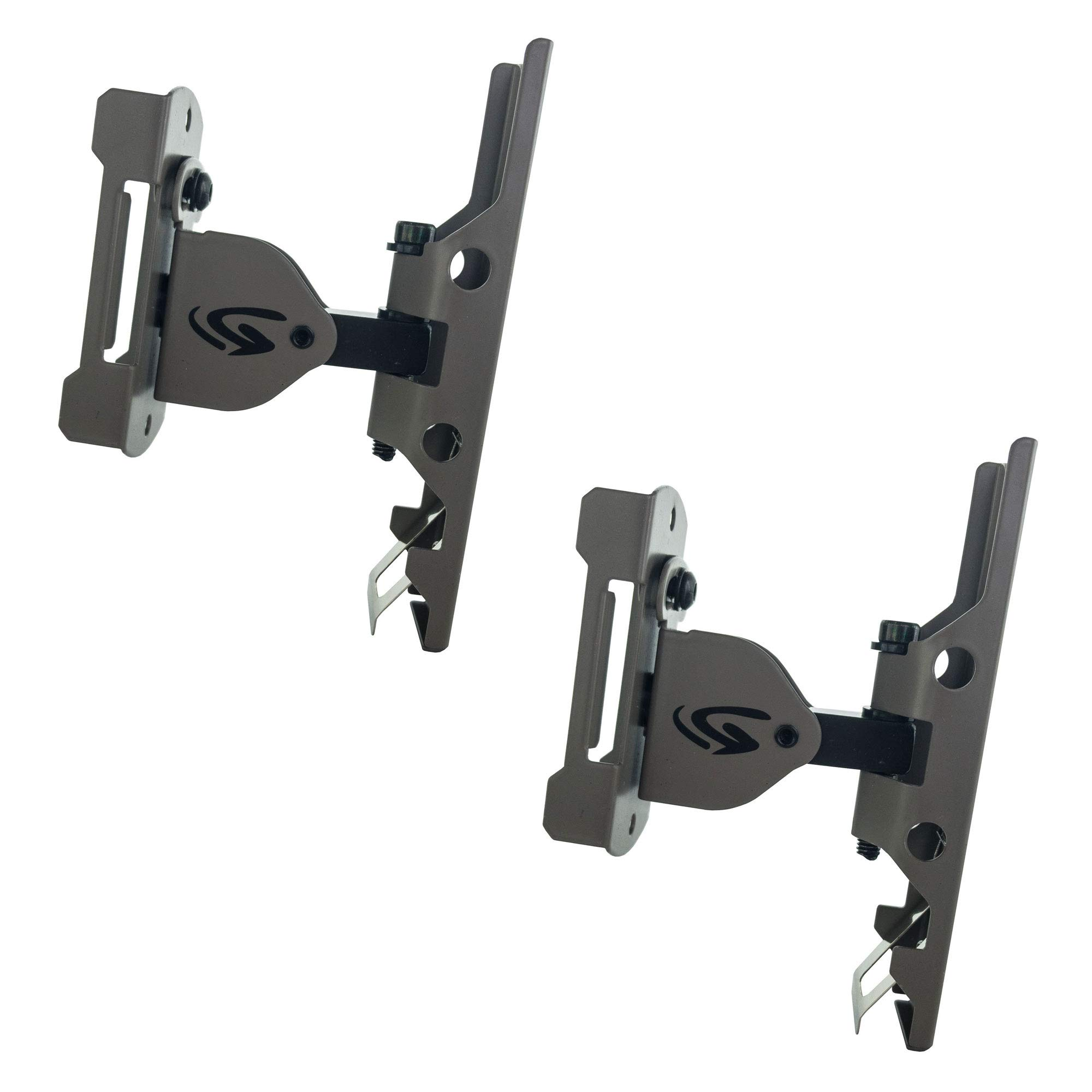 Cuddeback Genius Game Trail Hunting Camera Metal Universal Genius Pan-Tilt Mount (2 Pack)