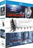 Coffret horreur: The Visit + Unfriended + Paranormal Activity 5 Ghost Dimension [Blu-ray]