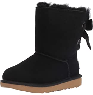 6ecd3f296de Amazon.com | UGG Kids K Bailey Bow II Fashion Boot | Boots