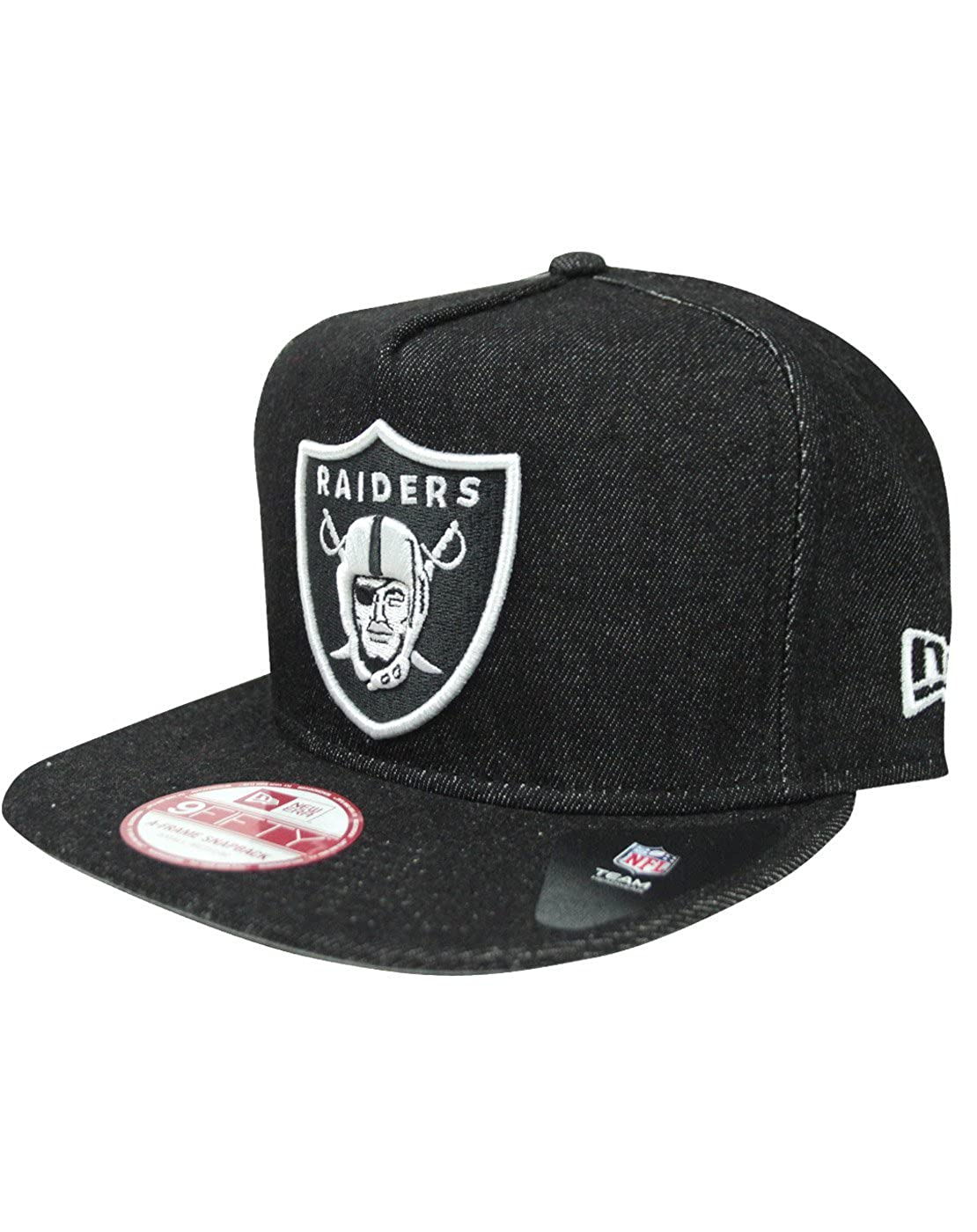 A NEW ERA Hombres Oakland Raiders - Gorra (M-L): Amazon.es: Ropa y ...