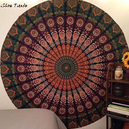 Amazon.com: Decorative Wall Tapestries Unique Pattern ...