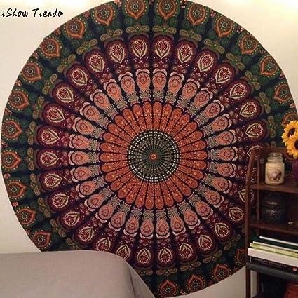 Amazon.com: Decorative Wall Tapestries Unique Pattern ...