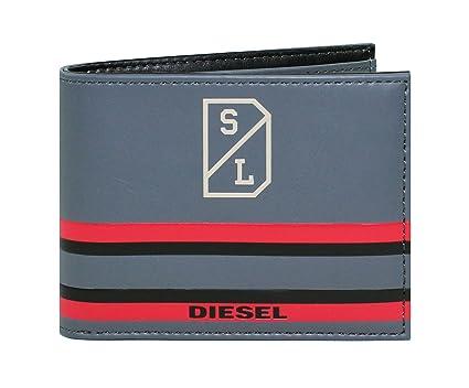 Diesel - Cartera para hombre Hombre gris gris: Amazon.es ...