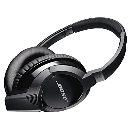 6242a919d9b Amazon.com: Bose SoundLink Around-Ear Bluetooth Headphones, Black  (Discontinued by Manufacturer): Home Audio & Theater
