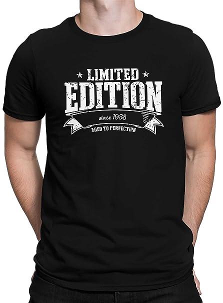 vanVerden Hombres T-Shirt Edición Limitada 1958 60 de Regalo ...