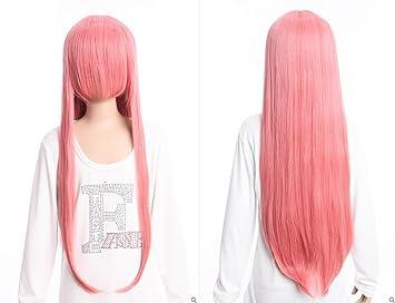 Kawaii-Story W DE 04 DE BC27 Rosa 80 cm Cosplay Peluca Wig Perruque Pelo