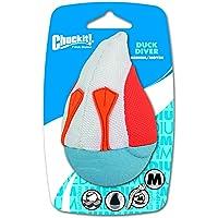 Chuckit! Amphibious Toy, Multicolor, Medium Duck Diver