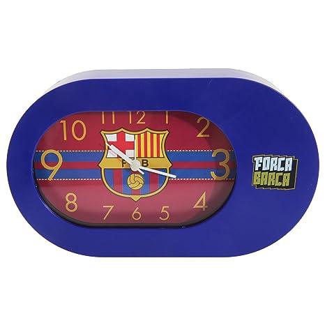 FC Barcelona mesa Alarma despertador con Club Escudo ...