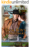 Poor Boy's Christmas with Bonus Book The Greatest Gift (Mail Order Brides of Texas 5)