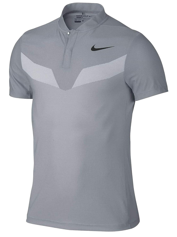 Nike Nk Znl Cl Mm Fly Blade Polo de Manga Corta de Golf, Hombre ...