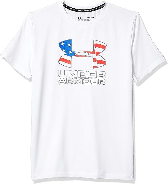 Under Armour UA Americana Big Logo Surf Shi Camisa de ...