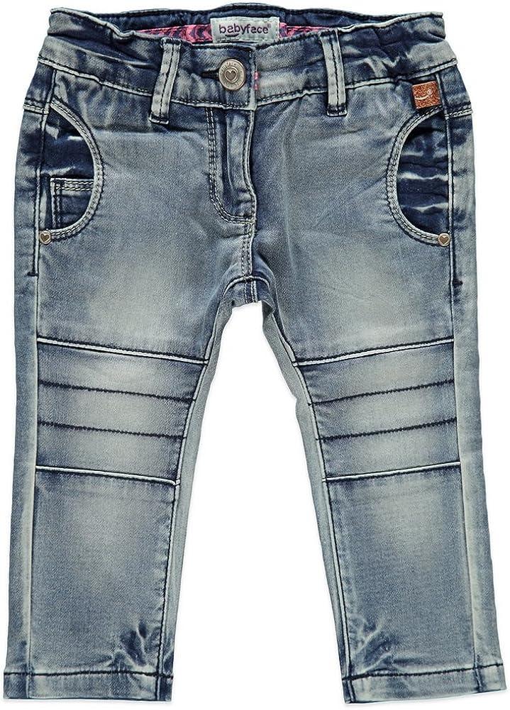fille Babyface Jeans 0 /à 24 mois Bleu Bleu B/éb/é