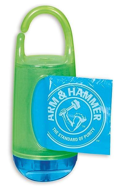 Amazon.com : Arm and Hammer bolsa de pañales del dispensador, los colores pueden variar : Baby