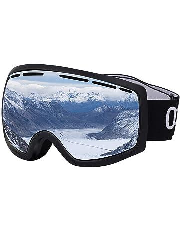 c9ebfc847769 Occffy Ski Snowboard Goggles UV400 Protection