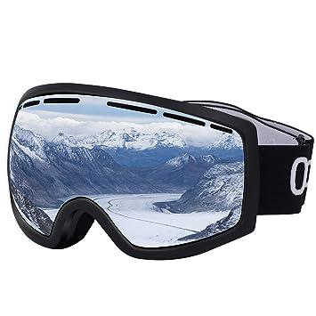 Amazon.com: Occffy HX001 - Gafas de esquí y snowboard ...