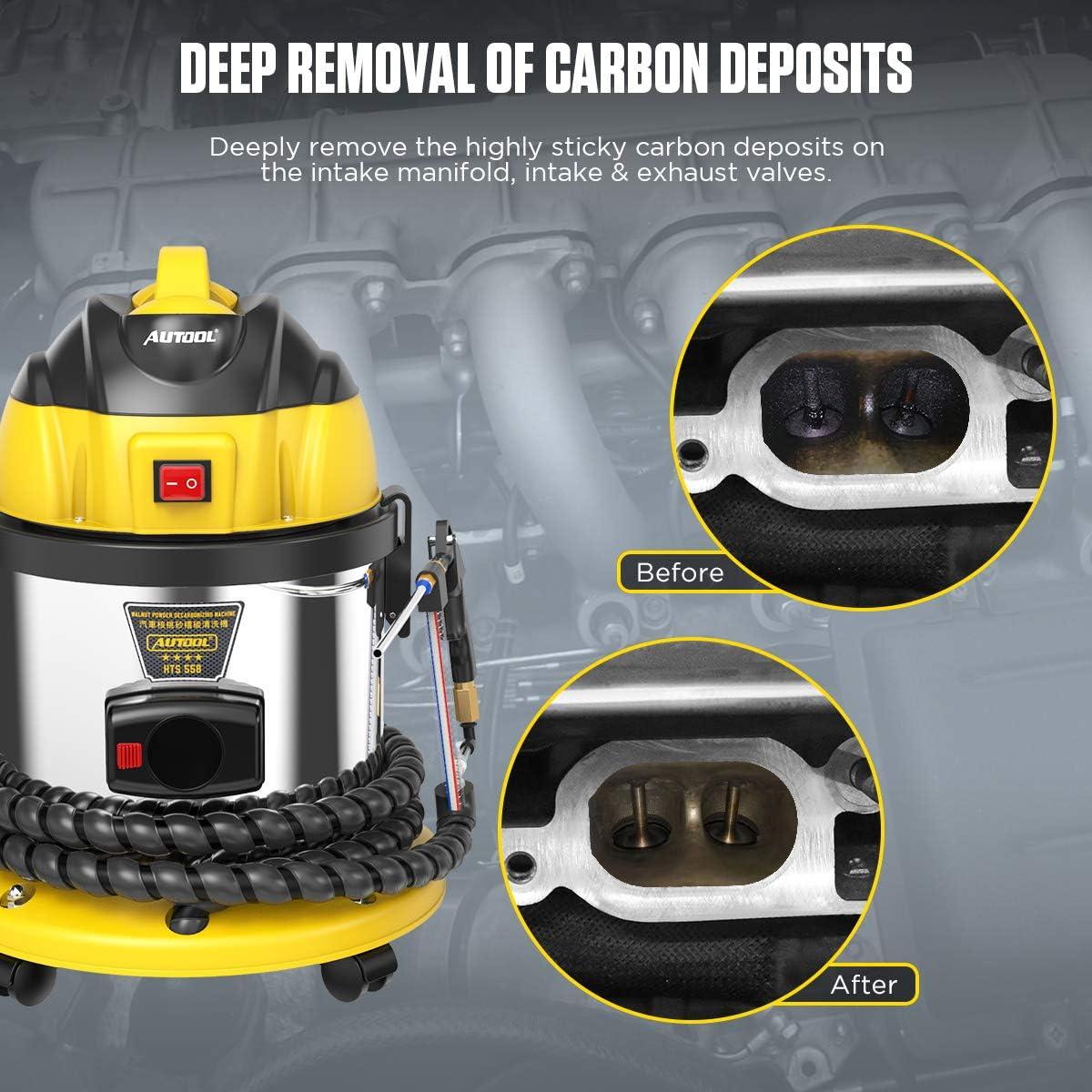 Fuel System Tools AUTOOL HTS 558 Automotive Engine Intake Pipe ...