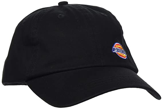 2c6a5151f Dickies Men's Willow City Baseball Cap, (Black Bk), One Size ...