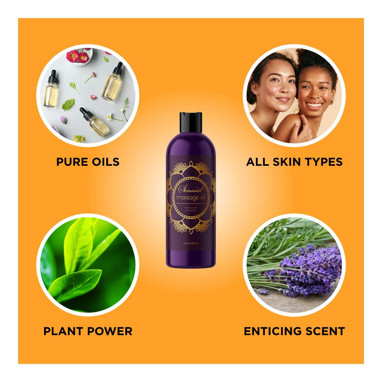 Massageöl mit Vitamin-E