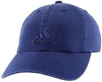 adidas - Gorra de sábado para Mujer - 975318, Talla única, Azul Oscuro: Amazon.es: Deportes y aire libre