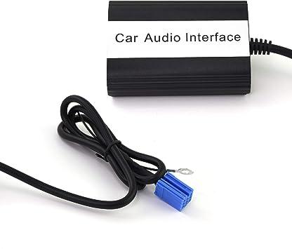 Usb Sd Aux Adaptor For Audi Concert 1 Elektronik