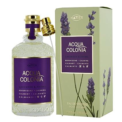 4711 Acqua Colonia Lavender & Thyme Agua de Colonia Vaporizador - 170 ml