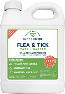 Best Flea And Tick Spray For Yards Reviews
