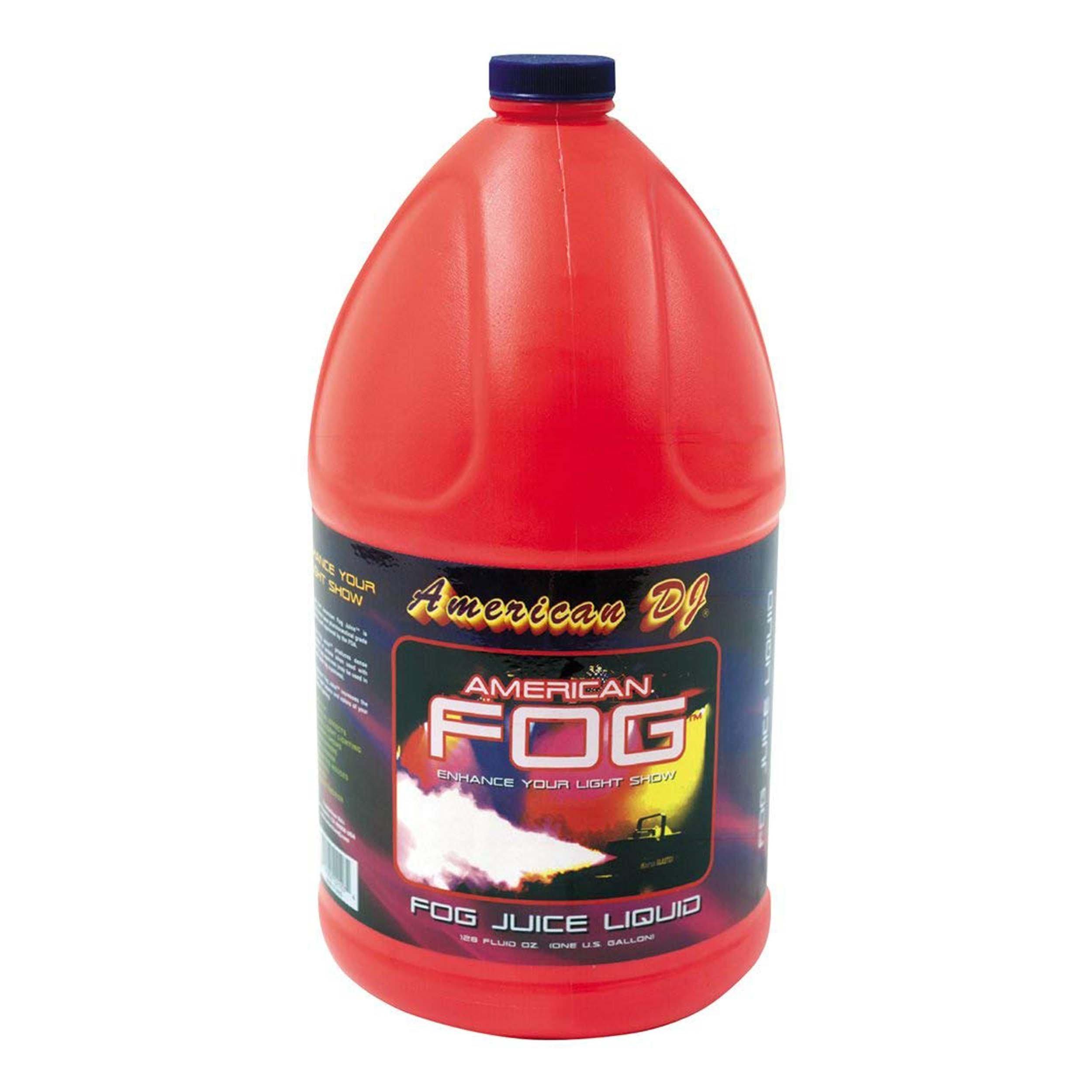 American Dj F-Un/Q Fog Juice - 1 Gallon Water Based Fog Juice by American DJ (Image #1)