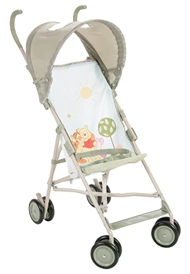 Amazon.com  Disney Baby Umbrella Stroller with Canopy Featuring Pooh Characters Ambrosia (Discontinued by Manufacturer)  Baby Doll Strollers  Baby  sc 1 st  Amazon.com : disney umbrella stroller with canopy - afamca.org