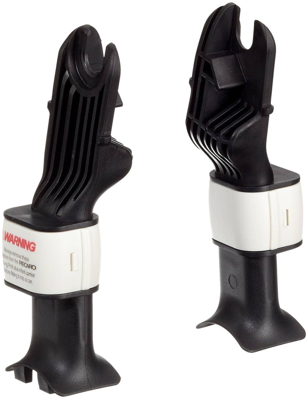 Recaro 594901000 - Adaptador Bugaboo para Young Profi plus (Grupo 0/0+, color negro) 5949.010.00