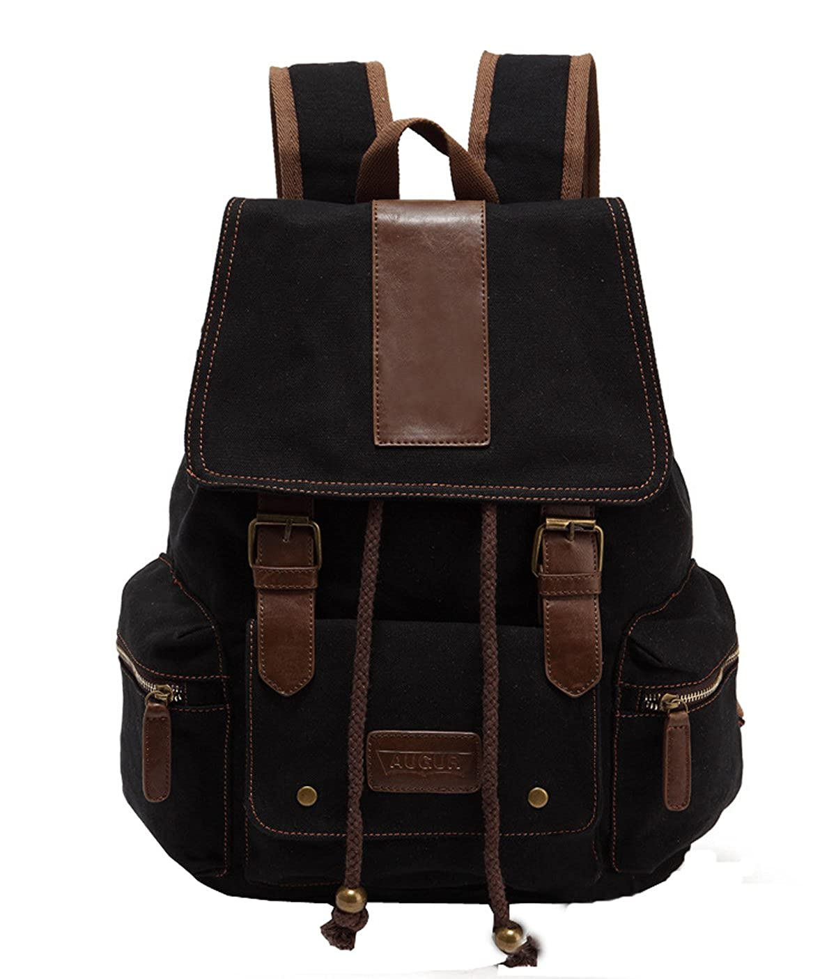 7f5c5aef61f8 Herebuy cool canvas hiking backpack school laptop backpacks for men women  black clothing jpg 1200x1406 Cool