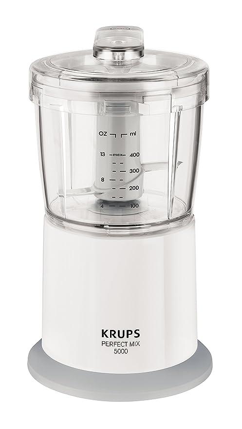 Krups GVA151 Licuadora multifunción, 400 W, acero inoxidable y ...