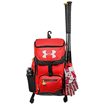 749a8ff491 Amazon.com: Under Armour Closer Baseball/Softball Backpack Bag ...