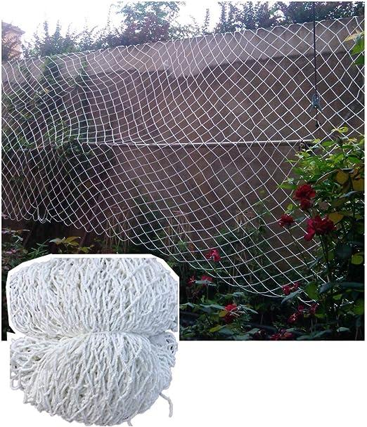 Red De Jardín Redes De Fútbol Redes Luces Accesorios De Protección Infantil Decoración Interior Y Exterior 0cm Malla Multi-tamaño (Size : 5 * 8M): Amazon.es: Jardín