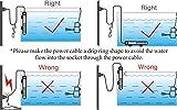 HITOP HP-608 Submersible Aquarium Heater 50W 100W