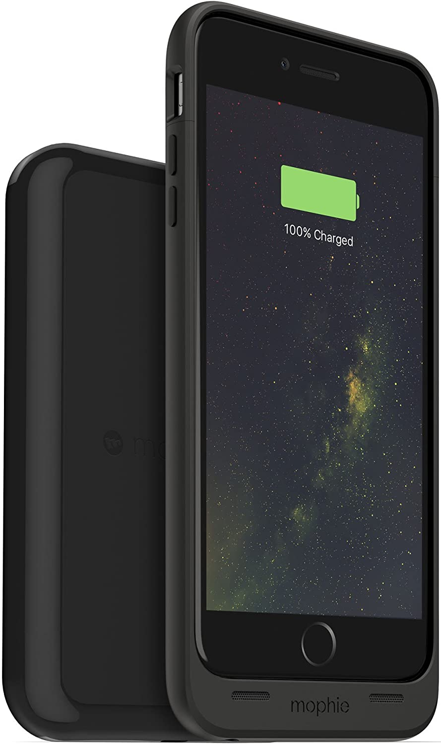 mophie juice pack wireless and charging base - Charge Force Wireless Power - Wireless Charging Protective Battery Pack Case and Magnetic Charging Base for iPhone 6/6S – Black
