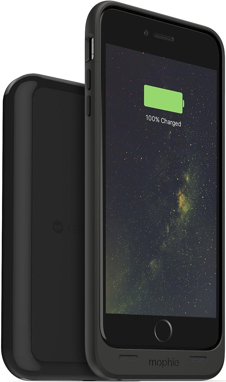 Mophie Juice Pack - Carcasa para Apple iPhone 6/6s (con batería de 1560 mAh), Color Negro: Amazon.es: Electrónica