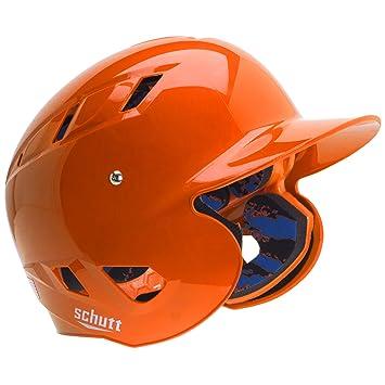 ebad8dc7 Schutt Sports Helmet 3242 Air 4.2 BB OSFM Senior HG, Burnt Orange, Batting  Helmets - Amazon Canada