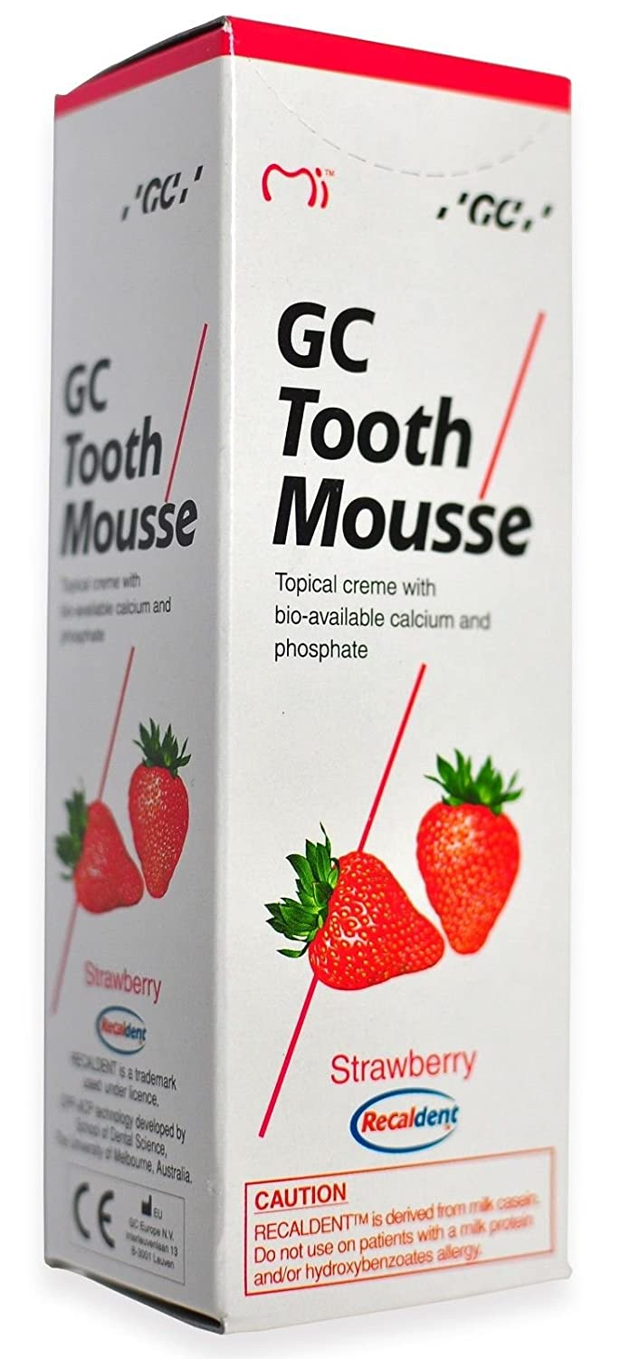 Gc Tooth Mousse (strawberry)