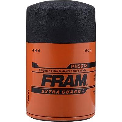 FRAM PH5618 Extra Guard Passenger Car Spin-On Oil Filter: Automotive