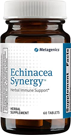 Metagenics Echinacea Synergy – 60 Tablets