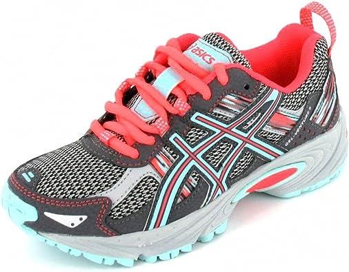 Asics Gel-Venture 5 GS Junior Zapatillas para Correr: Asics: Amazon.es: Zapatos y complementos