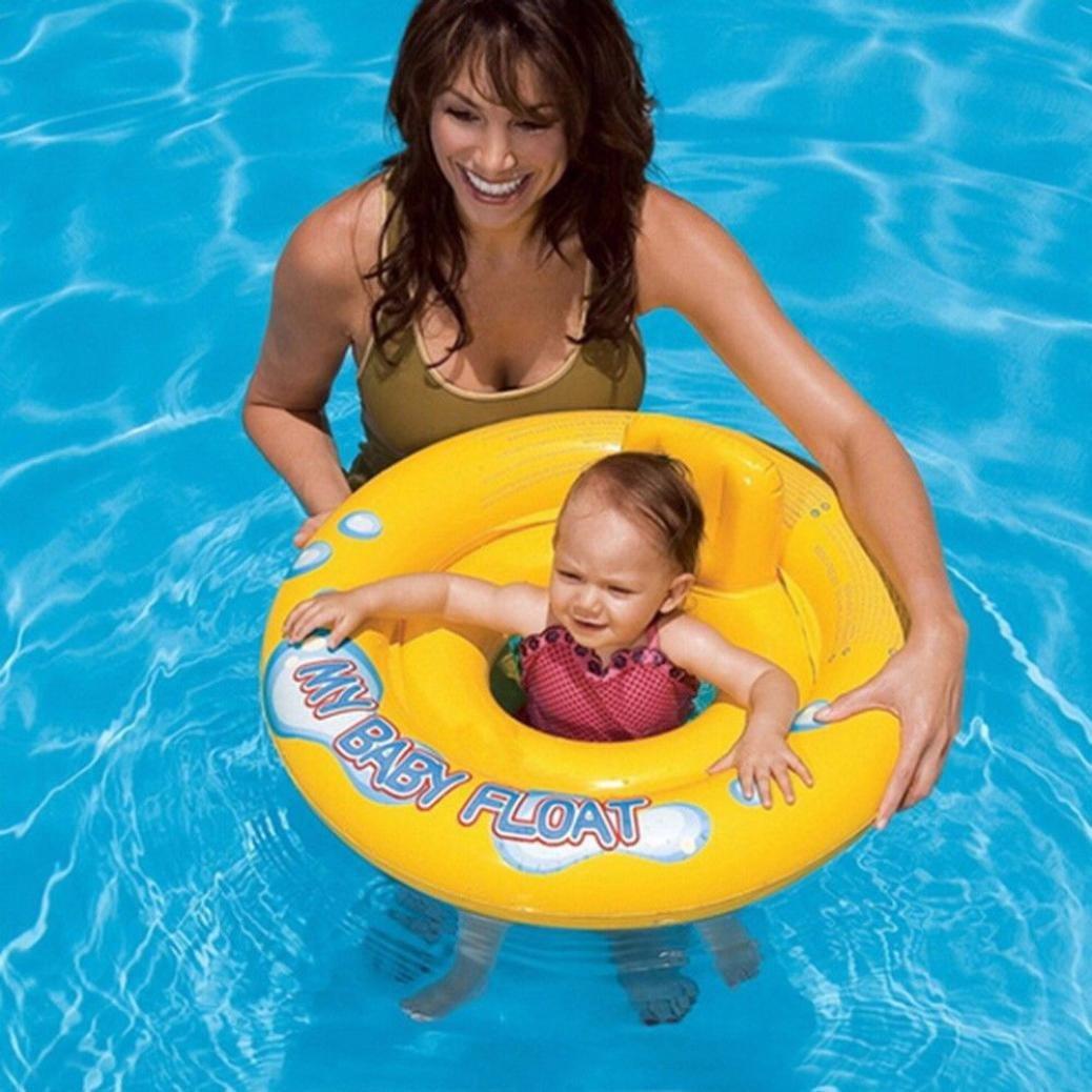 【大特価!!】 iusun赤ちゃんインフレータブルフロート水泳Swimリングプール椅子ラウンジwith背もたれFun B073GRC1FL Water Water Toy Toy B073GRC1FL, 共同照明LED専門店:8bf2fbc5 --- a0267596.xsph.ru
