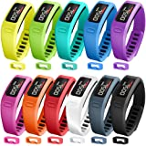 Garmin Vivofit Bands, SKYLET Colorful Fitness Replacement Bands for Garmin Vivofit 1, NOT for Garmin Vivofit 2/3/JR/HR(No Tracker)