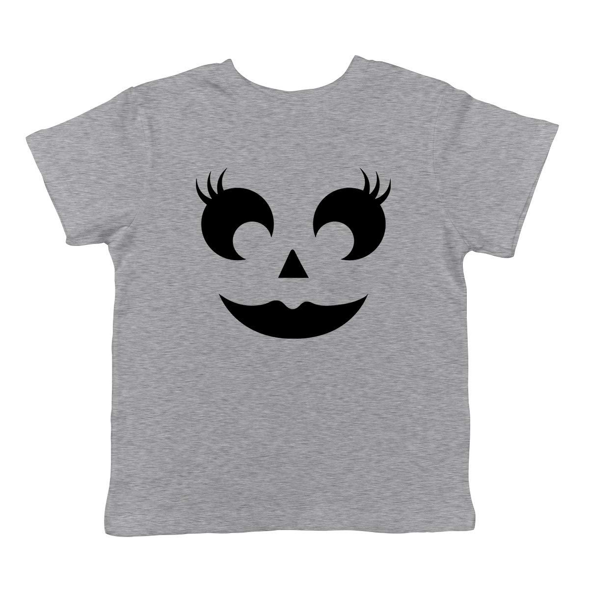 SpiritForged Apparel Female Pumpkin Face Infant T-Shirt