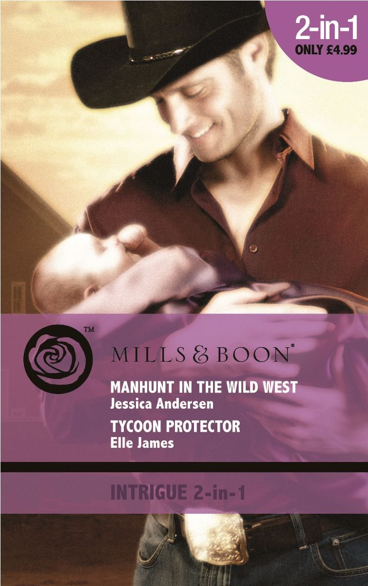 Manhunt In The Wild West (Harlequin Intrigue)